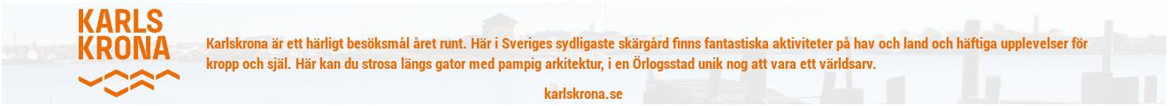 Besök Karlskrona