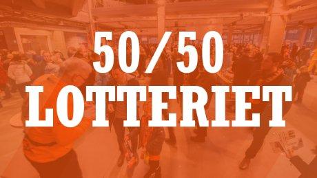 50/50-lotten