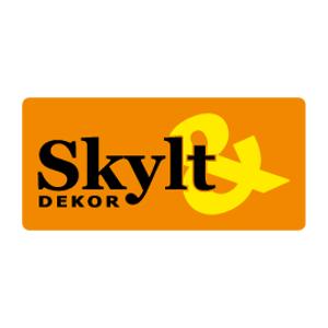 Skylt & Dekor